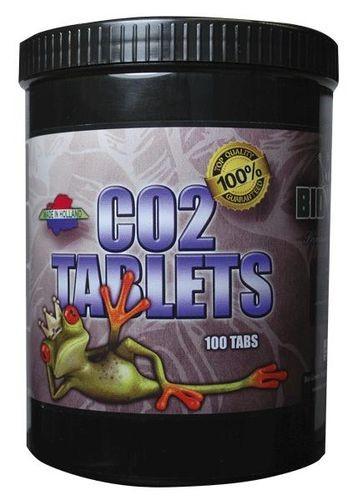 Bio Green CO2 Tablety 100ks